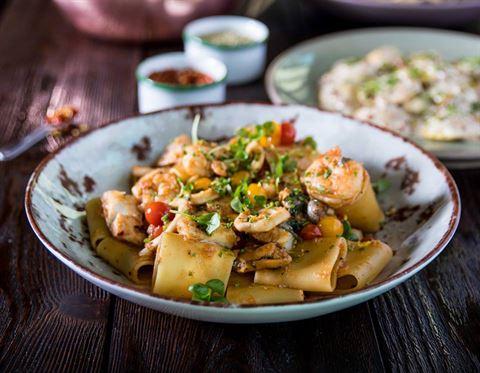 Photo 47297 on date 28 October 2017 - Trattoria Toscana Restaurant - Al Sufouh 1 (Souk Madinat Jumeirah), UAE