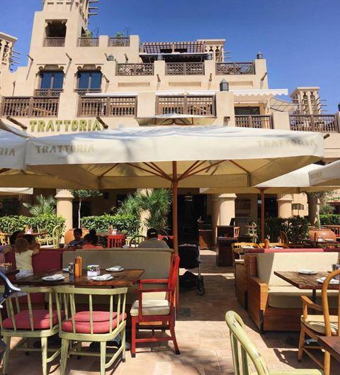 Photo 47298 on date 28 October 2017 - Trattoria Toscana Restaurant - Al Sufouh 1 (Souk Madinat Jumeirah), UAE