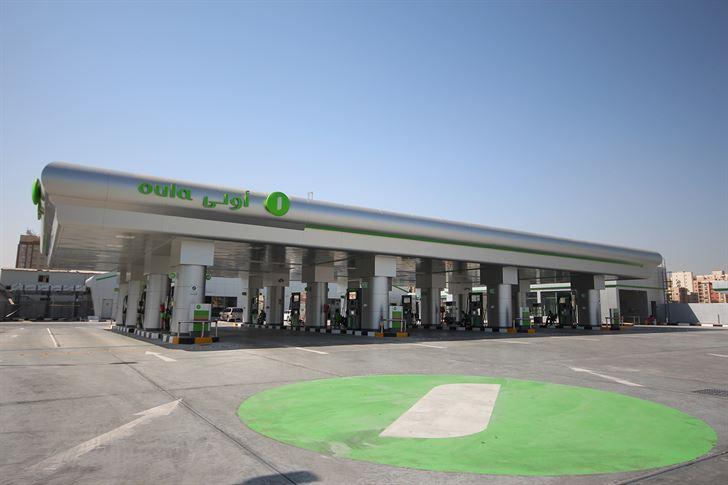 الأولى للوقود تعيد افتتاح محطة الجابرية