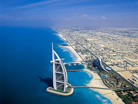 Dubai tops the list of the most reputable cities in Middle East