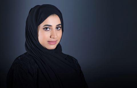 """أسماء الجويعد، مديرة """"نادي الشارقة للصحافة"""""""