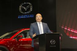Mr. Axel Dreyer, General Manager, Galadari Automobiles