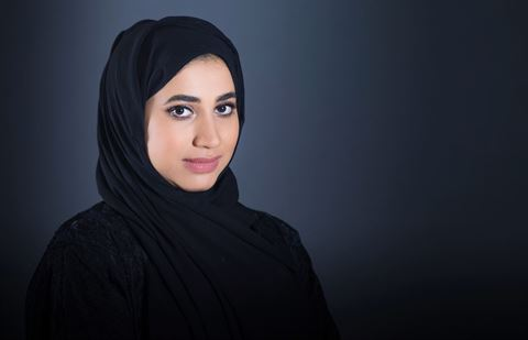 أسماء الجويعد، مدير نادي الشارقة للصحافة
