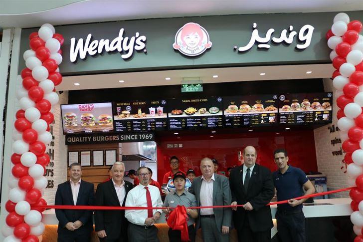 Wendy's Kuwait opened 4th branch in The Avenues
