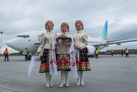 Makhachkala, Ufa and Voronezh join flydubai's Russian Network
