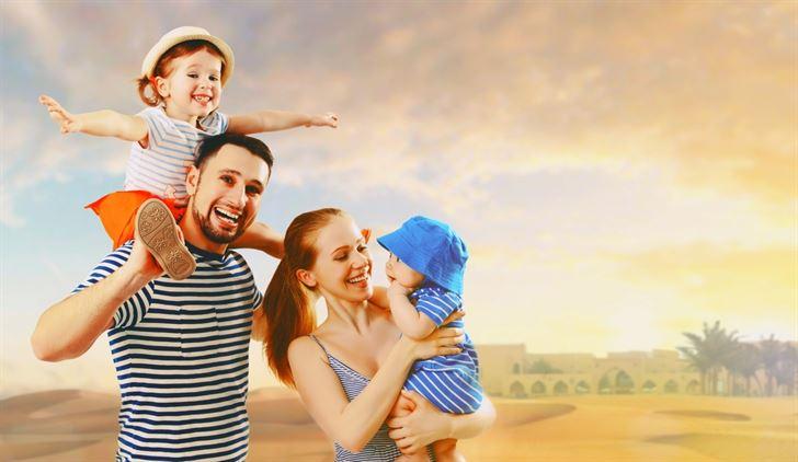 فندق تلال ليوا، الملاذ المثالي للعائلات في عطلة نهاية الأسبوع