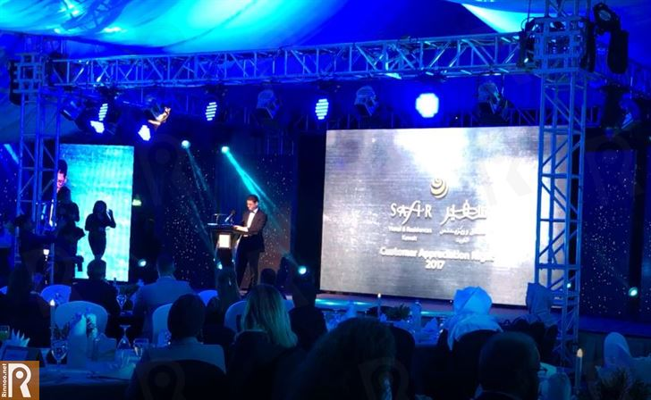 Director of Sales & Marketing Wassim Mahdi Speech