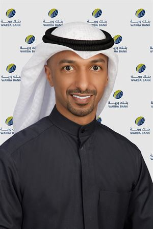 عبدالله ناصر الشعيل، مدير إدارة فروع بنك وربة