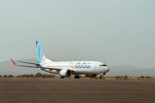 flydubai touches down at Kilimanjaro International Airport