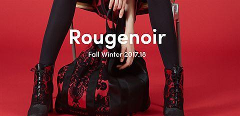 Baldinini Celebrates Rouge Noir for the Holiday Season