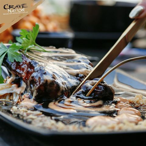 Photo 33522 on date 1 Febraury 2017 - Crave Nation Restaurant