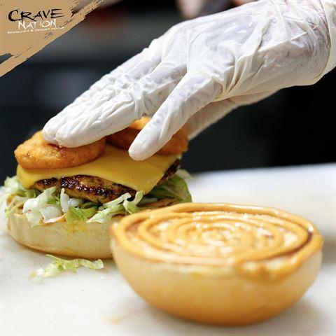 Photo 33524 on date 1 Febraury 2017 - Crave Nation Restaurant