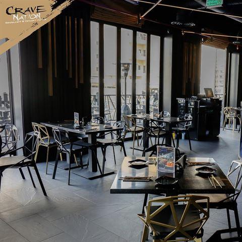 Photo 33529 on date 1 Febraury 2017 - Crave Nation Restaurant
