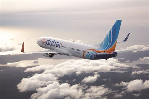 flydubai operates 24 additional flights between Kuwait and Dubai