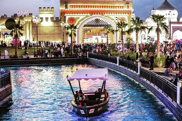 Global Village ... UAE Number One Brand in Entertainment