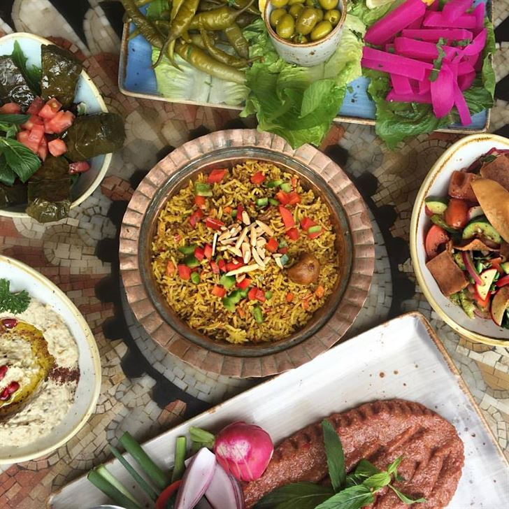 Zenobia ... Authentic Lebanese Cuisine in the heart of Sydney Australia