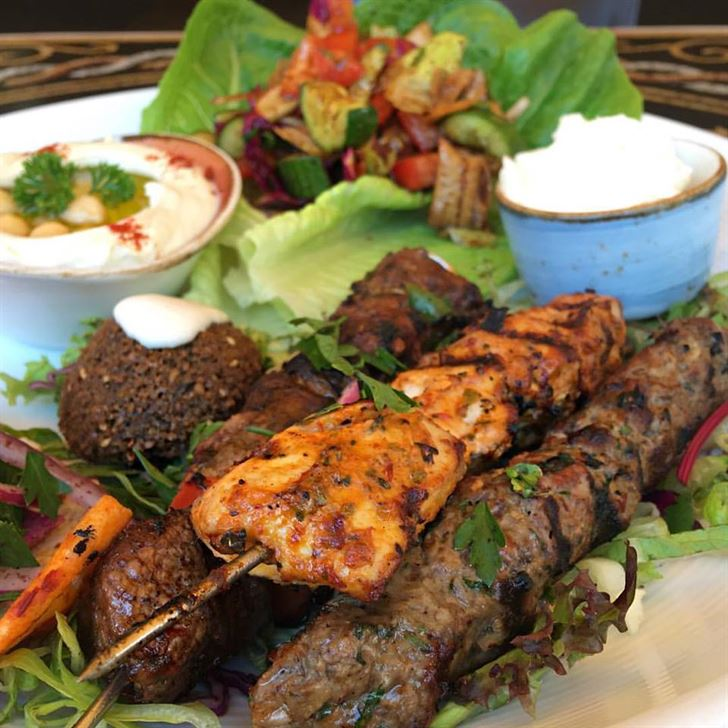 Zenobia authentic lebanese cuisine in the heart of for Authentic lebanese cuisine
