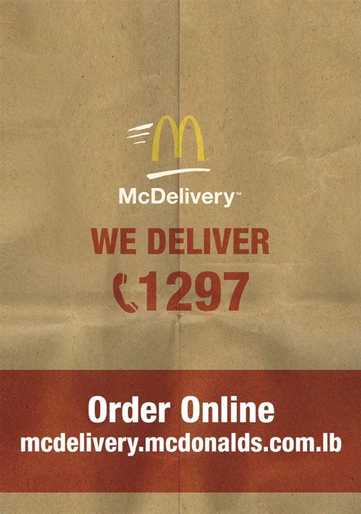 McDonald's Lebanon Menu and Meals Prices