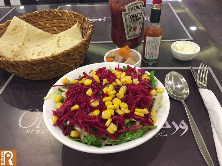 بالصور ... أطباق تركية مميزة من مطعم أورتاكوي