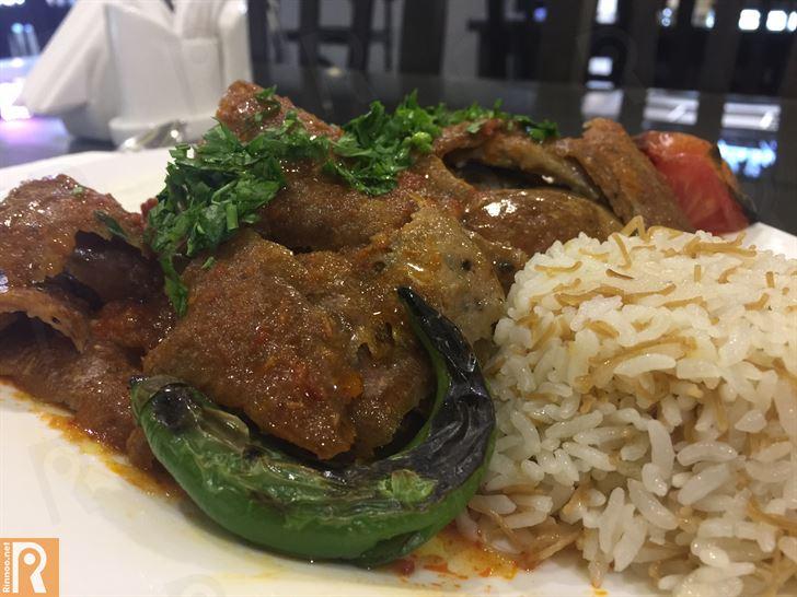 Ortakoy Restaurant Delicious Turkish Dishes