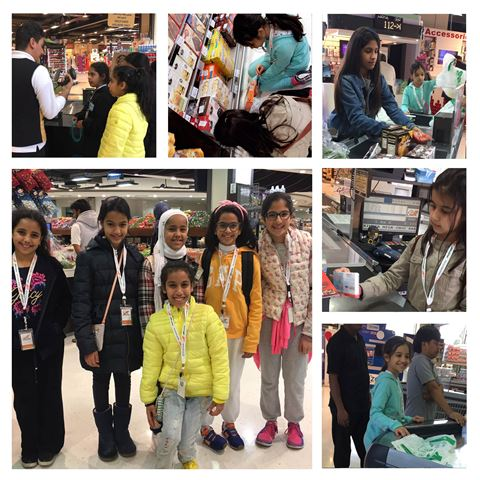 """كجزء من برنامج """"الخبرة العملية"""" ... مركز سلطان يستضيف طالبات نادي سنايا لخوض تجربة فريدة"""