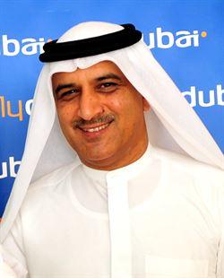 السيد/ غيث الغيث، الرئيس التنفيذي لشركة فلاي دبي