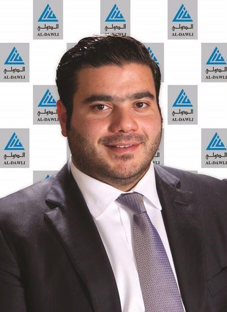 نواف ناجيا - مدير وحدة الاتصال المؤسسي في بنك الكويت الدولي