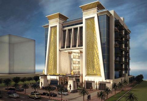 تشييد أول فندقين من فئة 4 نجوم على نخلة جميرا بدبي