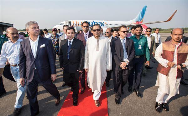 فلاي دبي تبدأ رحلاتها إلى سيلهيت - بنغلاديش