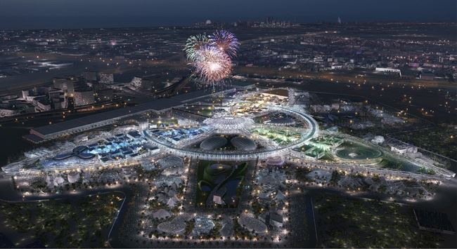 Dubai Expo 2020's Three Theme districts