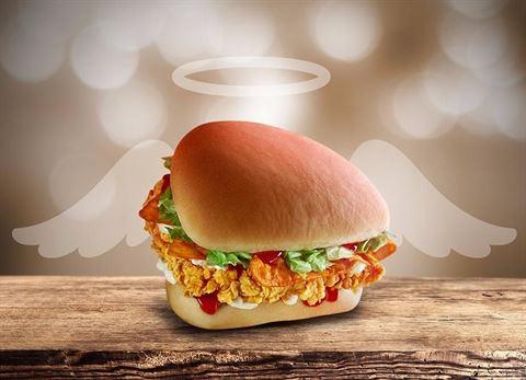 الصورة 39986 بتاريخ 21 مارس / آذار 2017 - مطعم دجاج كنتاكي