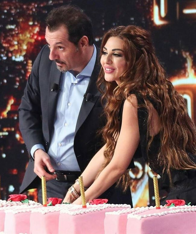 Queen of Stage Myriam Fares in Heyda Hake With Adel Karam