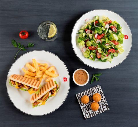 Photo 40053 on date 22 March 2017 - Deek Duke Restaurant - Msaytbeh (Verdun, ABC Mall) Branch - Lebanon