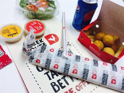 Photo 40054 on date 22 March 2017 - Deek Duke Restaurant - Msaytbeh (Verdun, ABC Mall) Branch - Lebanon
