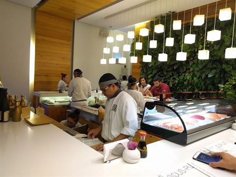 Photo 38535 on date 3 March 2017 - Mon Maki A Moi Sushi Boutique Restaurant