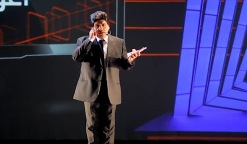 مسرحية فادي رعيدي الكوميدية.. العرض الثالث