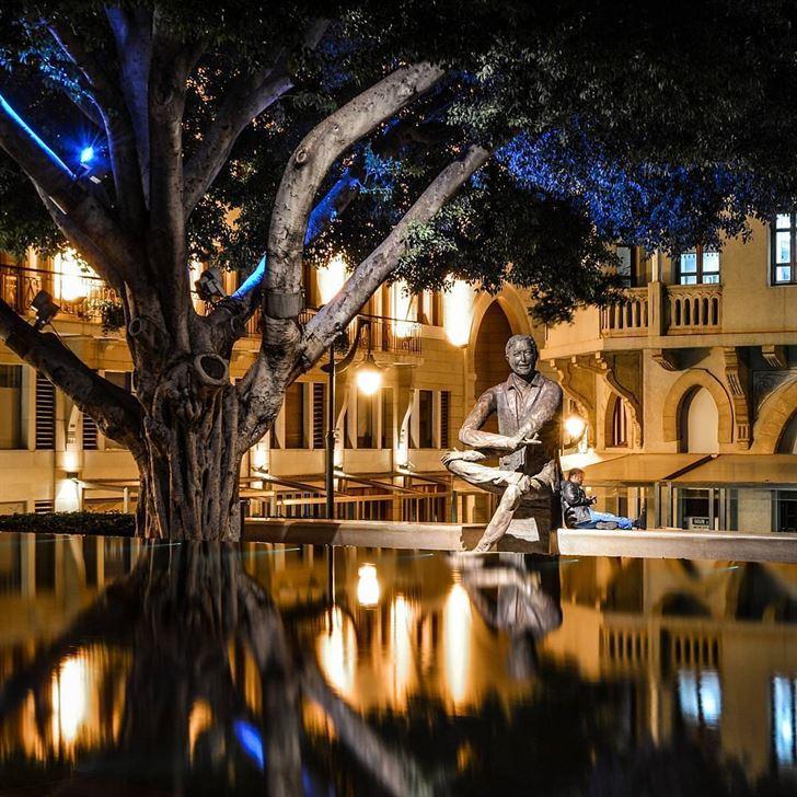 10 صور رائعة من وسط مدينة بيروت