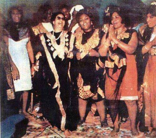 زيارة كوكب الشرق أم كلثوم إلى الكويت في العام 1955