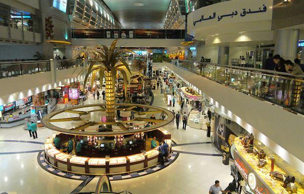 خدمات استثنائية للاسترخاء في مطار دبي