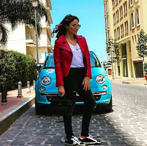 10 Casual Looks by Ghina Ghandour