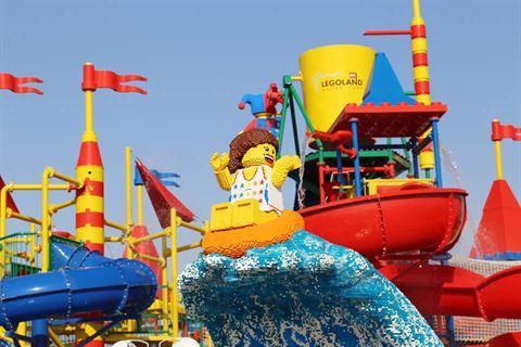 Photo 42306 on date 26 April 2017 - Legoland Water Park - Legoland Dubai - UAE