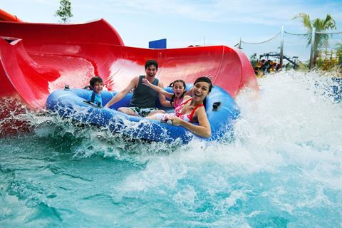 Photo 42307 on date 26 April 2017 - Legoland Water Park - Legoland Dubai - UAE