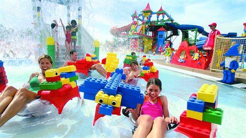 Photo 42308 on date 26 April 2017 - Legoland Water Park - Legoland Dubai - UAE