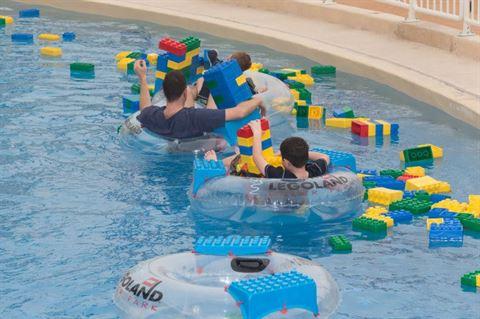 Photo 42309 on date 26 April 2017 - Legoland Water Park - Legoland Dubai - UAE