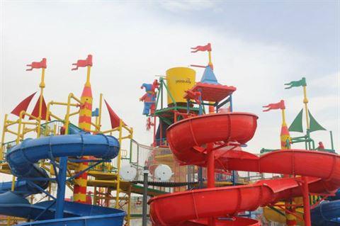 Photo 42310 on date 26 April 2017 - Legoland Water Park - Legoland Dubai - UAE