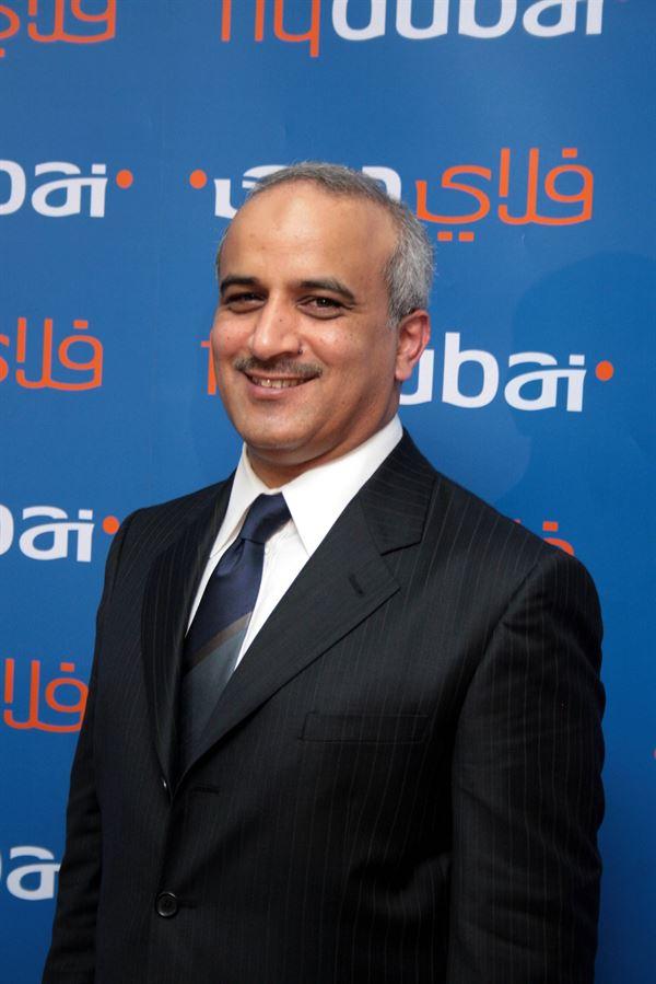 غيث الغيث ... الرئيس التنفيذي لفلاي دبي