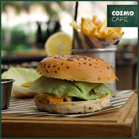Photo 41652 on date 5 April 2017 - Cozmo Café Restaurant - Achrafieh (ABC Mall) Branch - Lebanon