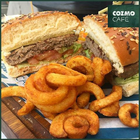 Photo 41653 on date 5 April 2017 - Cozmo Café Restaurant - Achrafieh (ABC Mall) Branch - Lebanon