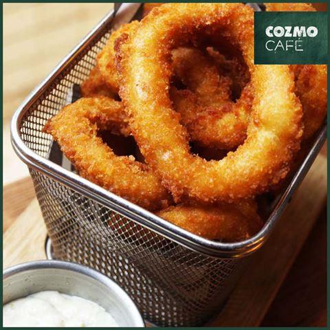 Photo 41654 on date 5 April 2017 - Cozmo Café Restaurant - Achrafieh (ABC Mall) Branch - Lebanon