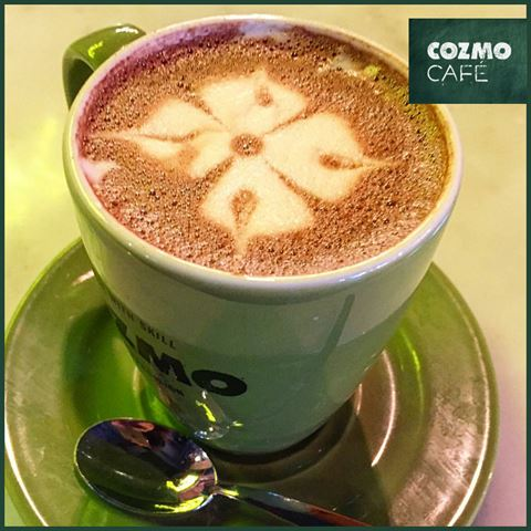 Photo 41655 on date 5 April 2017 - Cozmo Café Restaurant - Achrafieh (ABC Mall) Branch - Lebanon